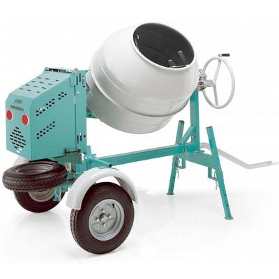Imer Workman 350 barrel mixer